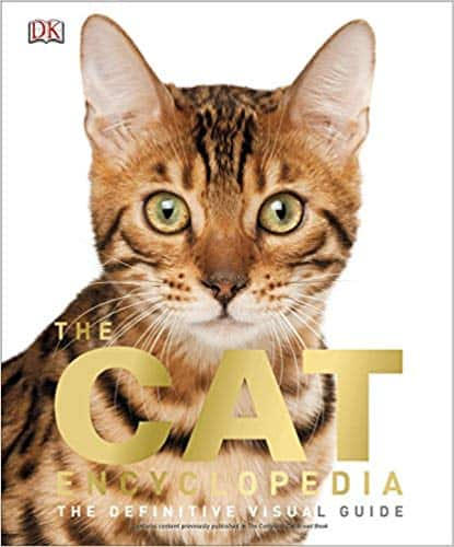 DK's The Cat Encyclopedia: The Definitive Visual Guide (Hardcover)