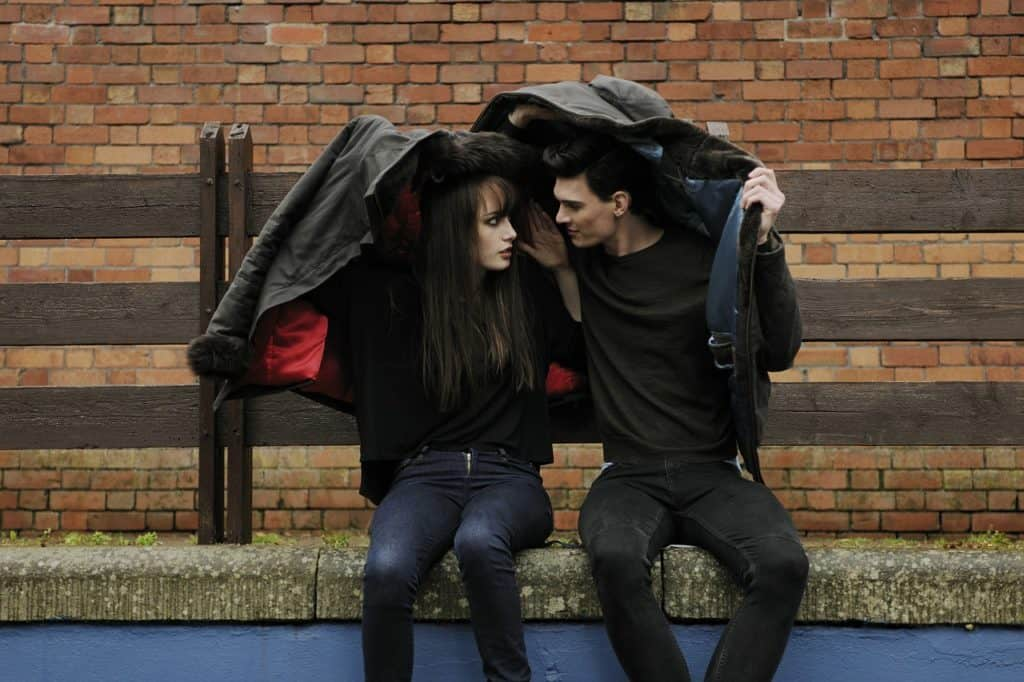 A List Of Interesting Facts About Kissing