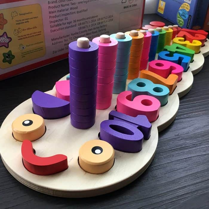 Wooden Toys For Fun Learning of Your Kids
