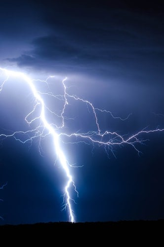 Interesting Facts About Lightning -